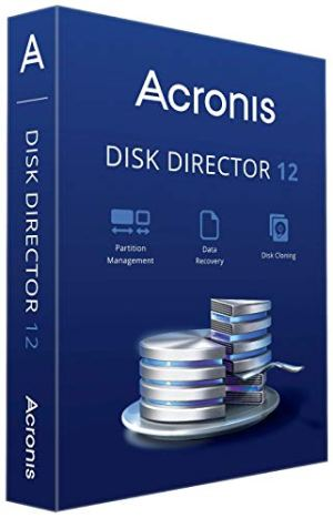 Acronis Disk Director 12 Serial Key