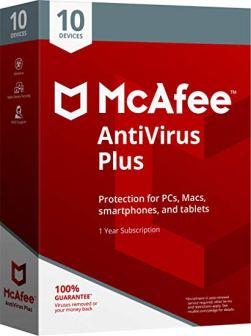 McAfee AntiVirus Plus Crack
