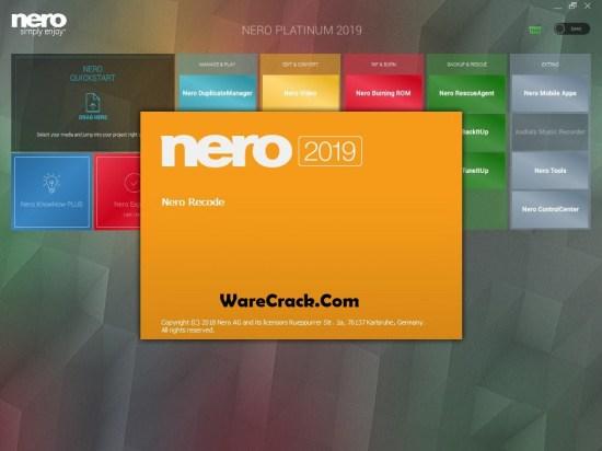 Nero Platinum 2019 Serial Number
