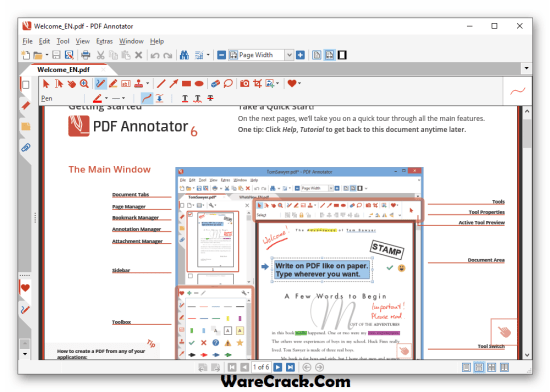 PDF Annotator Unlock Key Download