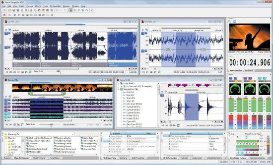 Sound Forge Pro 13 Keygen