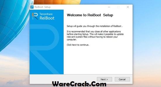 Tenorshare ReiBoot Pro License Key