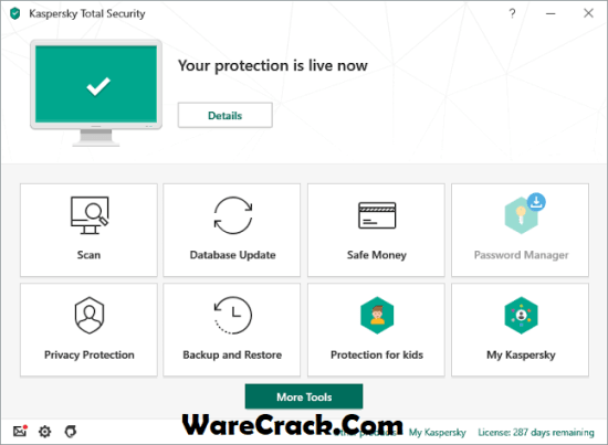 Kaspersky Total Security 2020 License Key