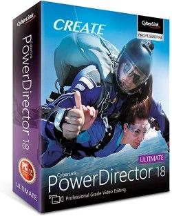 CyberLink PowerDirector Crack