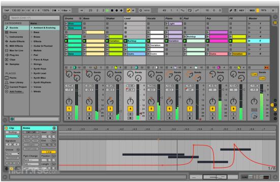 Ableton Live Suite Serial Key