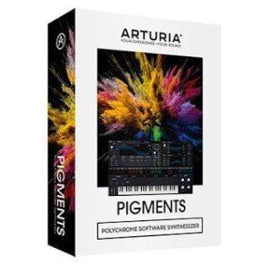 Arturia Pigments VST Crack