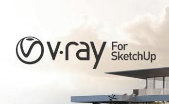 VRay for SketchUp Crack + License Key Full Free Download