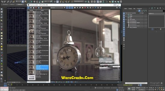 VRay for 3ds Max 2019 Full Crack