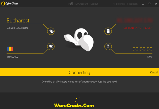 CyberGhost Crack Download