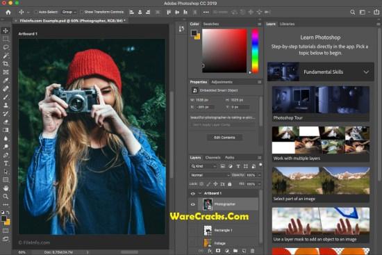 Adobe Photoshop CC 2019 Latest Version