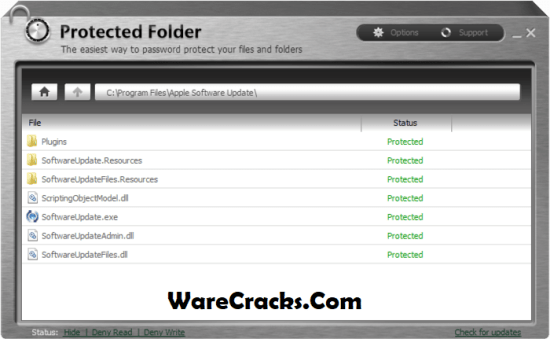 IObit Protected Folder Full Crack