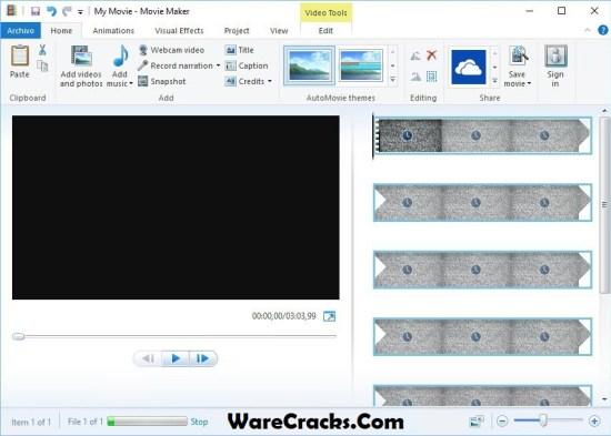 Windows Movie Maker 2020 Registration Code