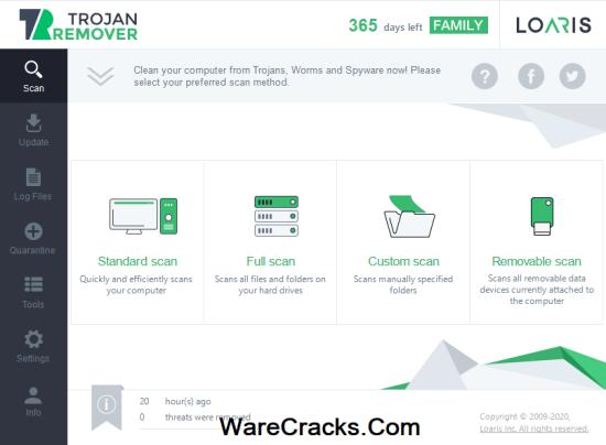 Loaris Trojan Remover Activation Key