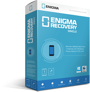 Enigma Recovery Activation Key
