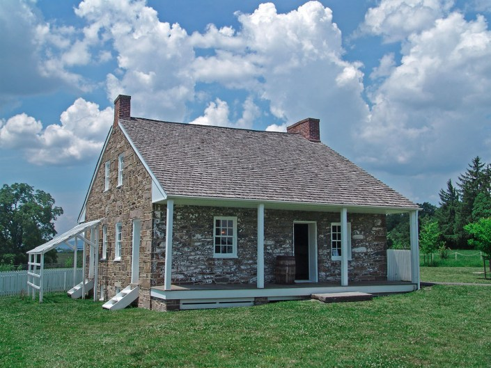 General Lee's Headquarters - Mary Thompson House