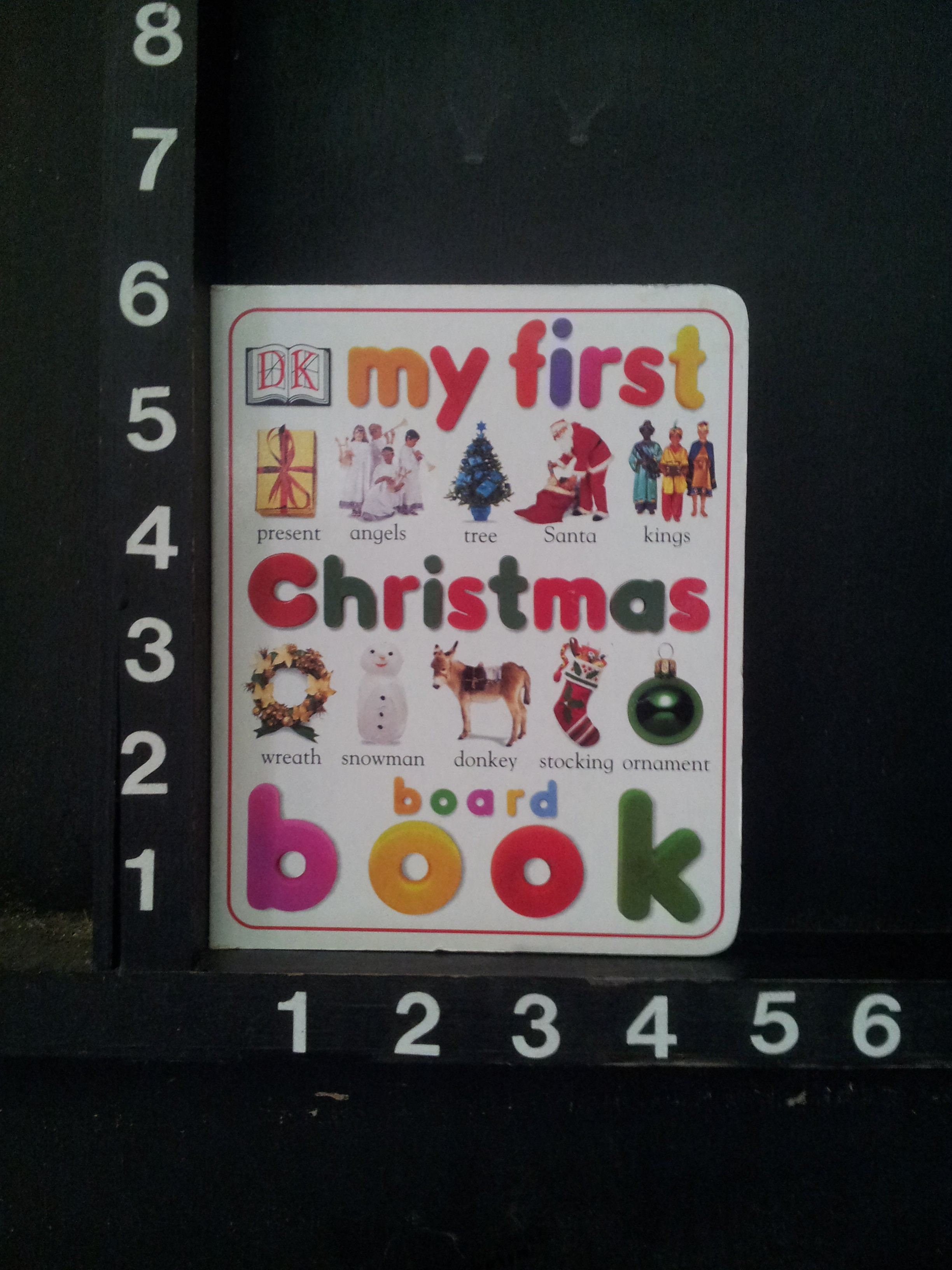 My First Christmas Board Book Warehouse Books