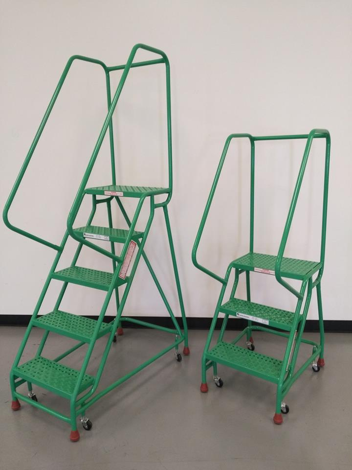 Used and New Rolling Ladders in Arizona