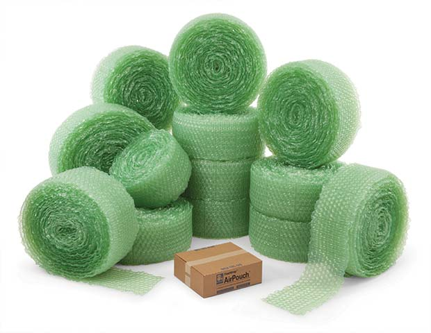 Inflated-rolls-EarthAware-Bio-Bubblewrap-Closed-Box-Showing-No-rolls-from-1-Box-of-Material-FW17-8-11