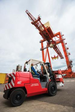 GRENDiA joins Bristol Port Company fleet | Warehouse