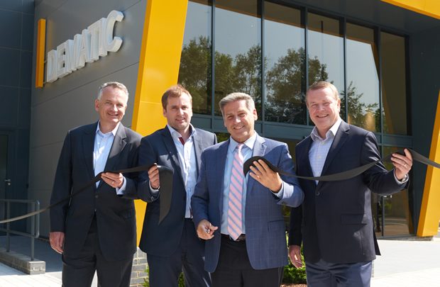 Dematic Northern Europe opens state-of-the-art headquarters