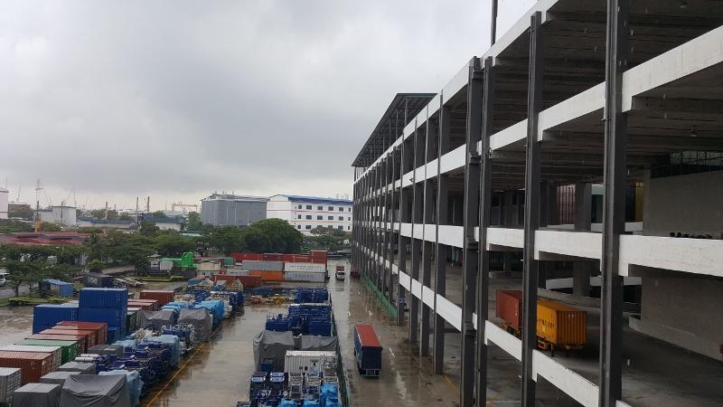 Gul Way logistics ramp up warehouse