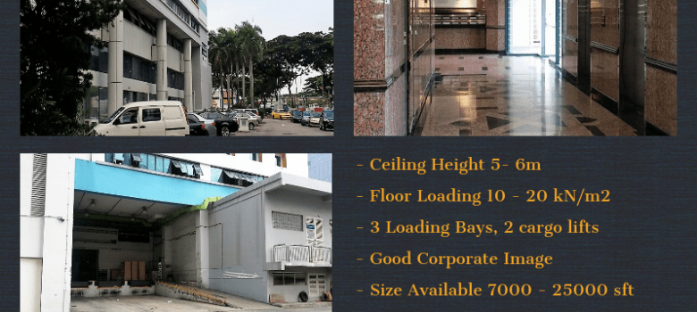 Tai Seng Warehouse For Rent