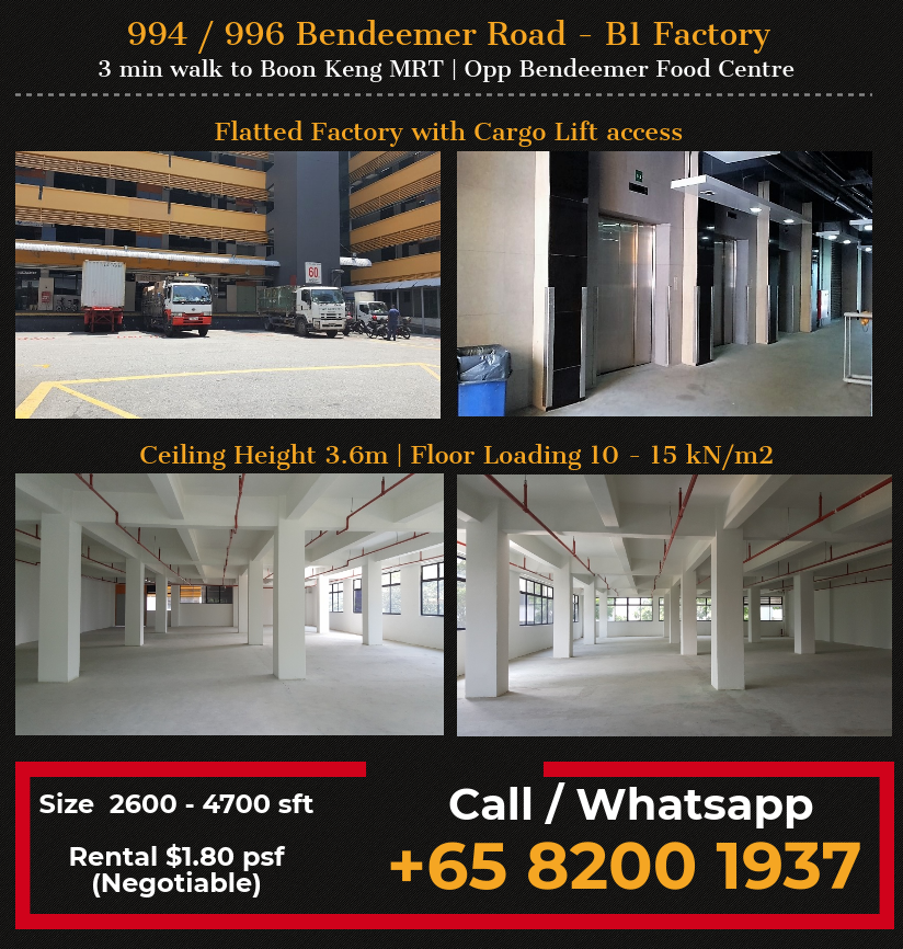 B1 Warehouse For Rent at Bendeemer