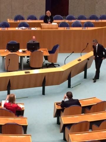 Debat bibliotheekwet in Tweede Kamer, 3 juni 2014 (CC-BY)