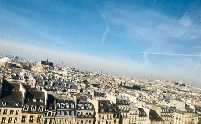 Restaurant Review Georges Centre Pompidou Paris