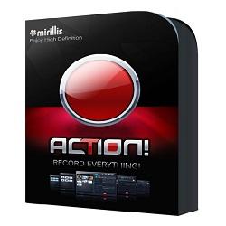 Mirillis Action Crack 4.22.1 + Activation Key Full Version 2022 [Latest]