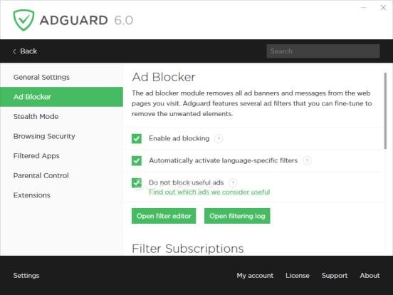 Adguard Premium For PC