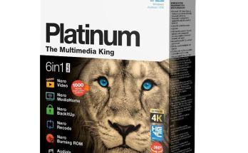 Nero Platinum 2019 Keygen