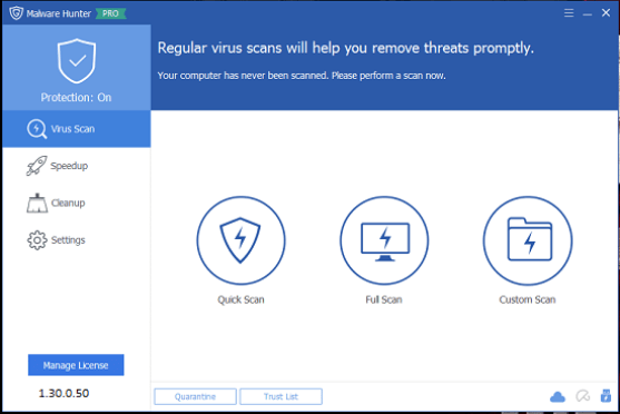 GlarySoft Malware Hunter Pro License Code