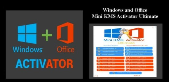 Windows KMS Activator Activation