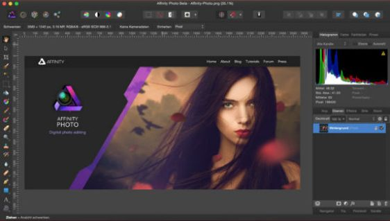 Affinity Photo Serial Number