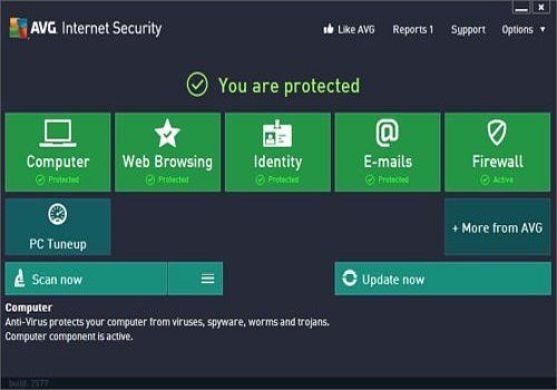 AVG Internet Security 2019 License Key Lifetime