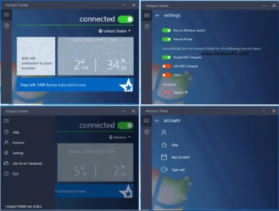 Hotspot Shield VPN Keygen