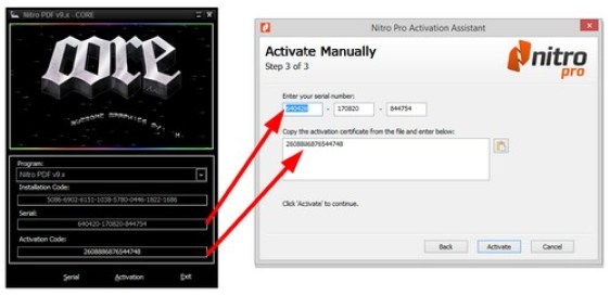 Nitro Pro Activation Key