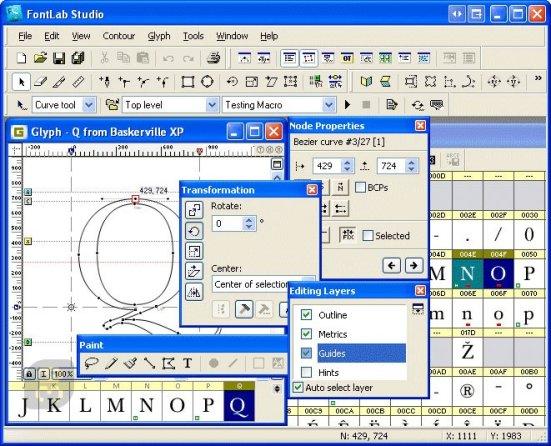FontLab Studio Serial Number