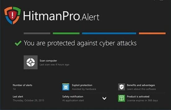 HitmanPro Product Key
