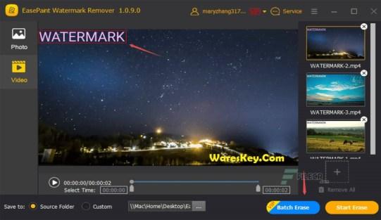 EasePaint Watermark Remover Key