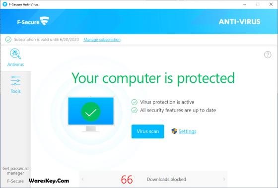 F-Secure Antivirus 2020