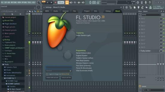 FL Studio 20.8.0 Crack