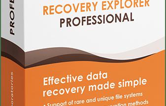 Recovery Explorer Professional Crack