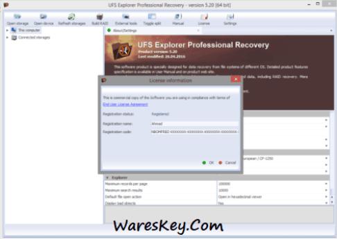 Recovery Explorer Professional Keygen