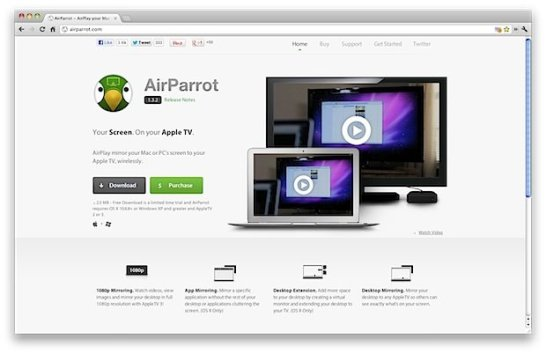 AirParrot-License Key