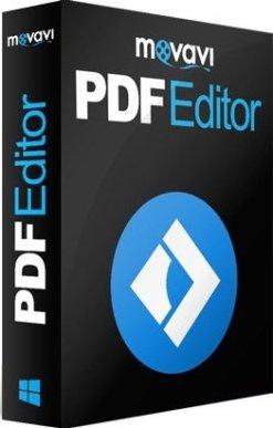 Movavi PDF Editor Crack