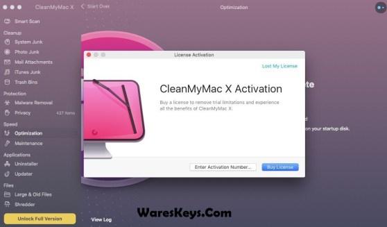 CleanMyMac X Keygen