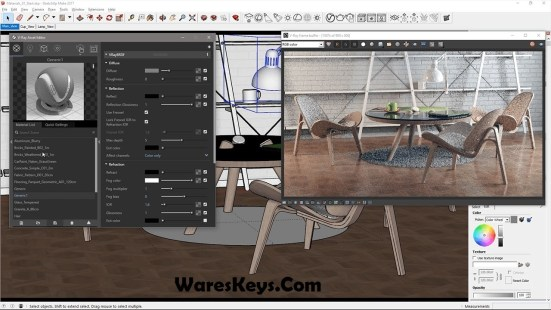 Vray 3.6 for Sketchup 2019 Crack