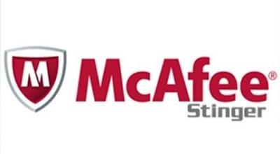 McAfee Stinger 12 1 0 3253 Crack Plus Serial Key Free Download